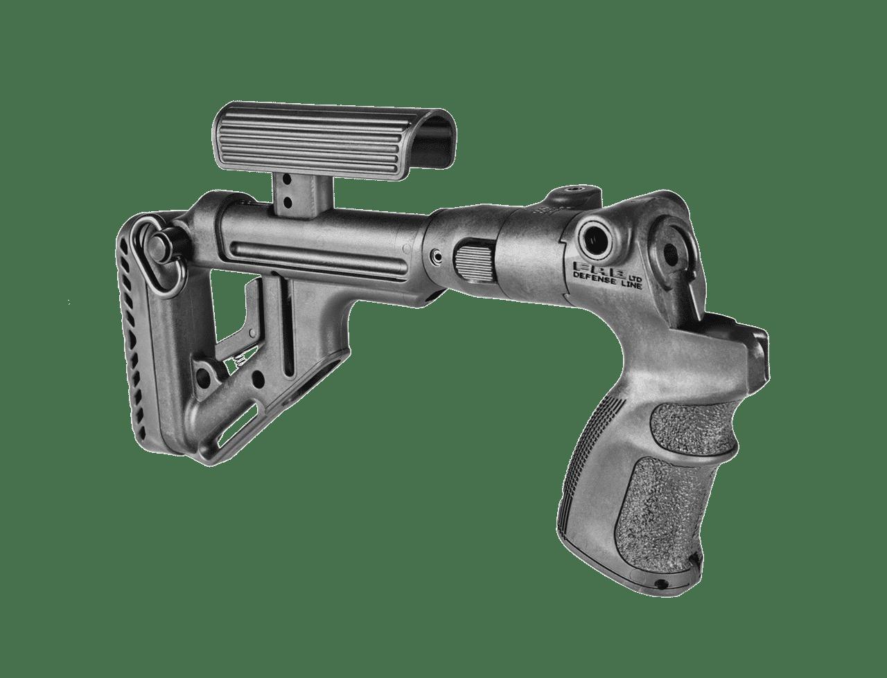 UAS-500 Fab Defense Mossberg 500 Pistol Grip and Folding Buttstock - ZFI-Inc