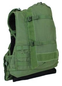 BA8063-01AV New Amran fully Modular Armor Carrier for Military Use made by Marom Dolphin (Green Color Available) 4