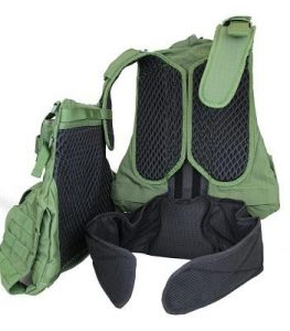 BA8063-01AV New Amran fully Modular Armor Carrier for Military Use made by Marom Dolphin (Green Color Available) 5