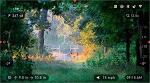 ATN X-Sight II HD 3-14×50 Smart Day/Night Riflescope with Bluetooth, Wifi, E-Barometer, Gyroscope & E-Compass (DGWSXS314Z) 3