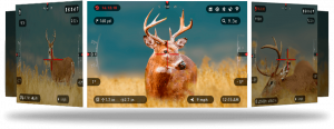ATN X-Sight II HD 3-14×50 Smart Day/Night Riflescope with Bluetooth, Wifi, E-Barometer, Gyroscope & E-Compass (DGWSXS314Z) 4