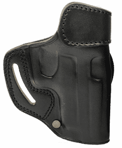 KIRO Reholster Gen 2 OWB Double Leather with Reinforced Opening Holster 2