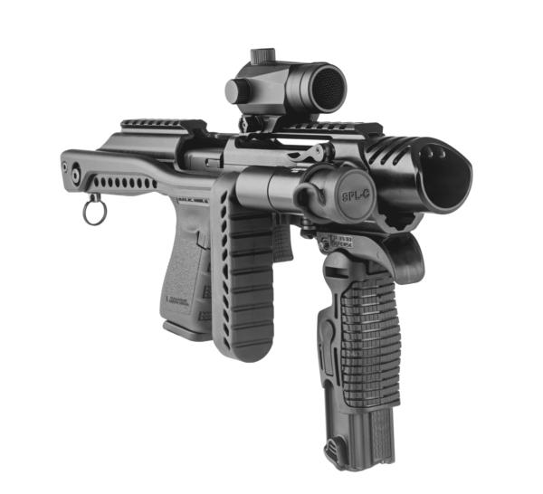 Fab Defense KPOS G1 PDW Conversion Kit for Glock and Sig