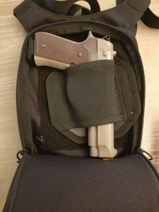 marom dolphin star gun bag holster