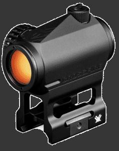CF-RD2 Vortex Optics Crossfire 2 MOA Red Dot con soporte esqueleto 1