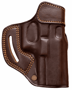 KIRO Reholster Gen 2 OWB Double Leather with Reinforced Opening Holster 1