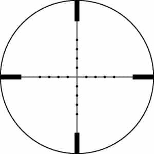 VPR-M-06MD Vortex Optics Viper 6.5–20x50 PA Riflescope with Mil Dot Reticle (MOA Turrets) 3