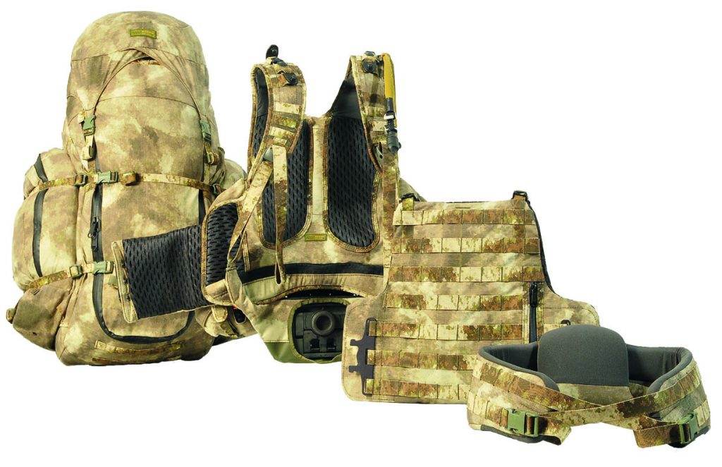 Marom Dolphin Fusion System - Unified Molle Modular Carrying System with Detachable Backpack 3