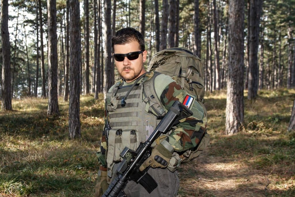Marom Dolphin Fusion System - Unified Molle Modular Carrying System with Detachable Backpack 2