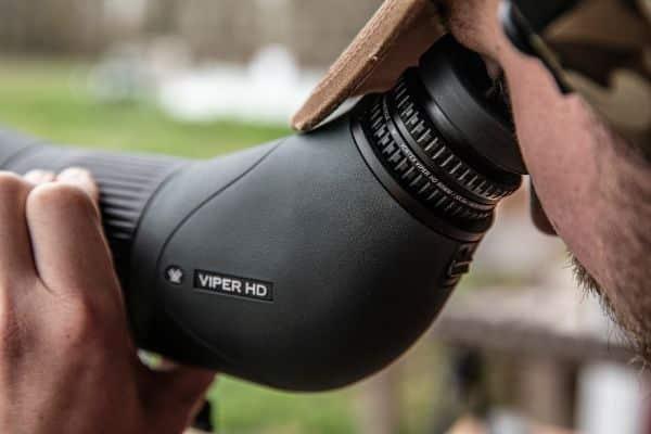 Vortex Optics VIPER?  OJO RÁPIDO HD - Retícula de rango (MRAD) (VS-85REM) 8