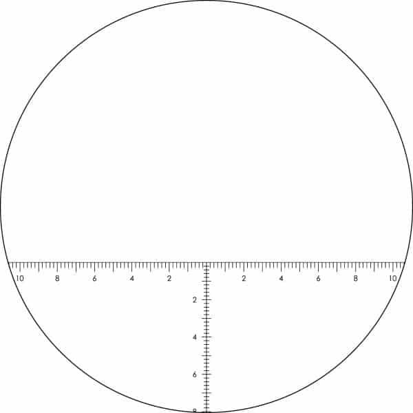 Vortex Optics VIPER?  OJO RETICULAR HD - Retícula de rango (MRAD) (VS-85REM) 1