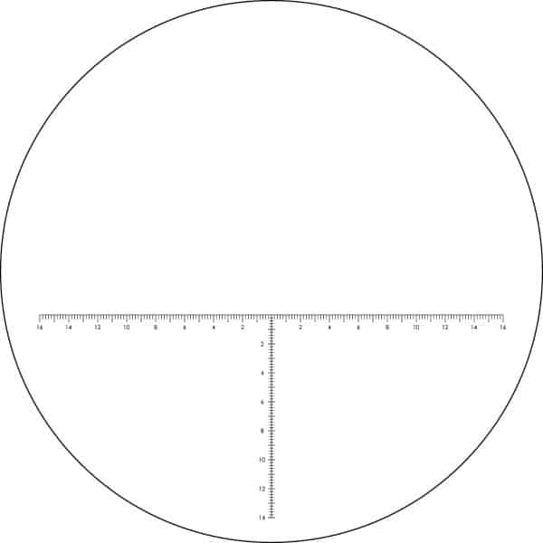 Vortex Optics VIPER?  OJO RETICULAR HD - Retícula de rango (MRAD) (VS-85REM) 2