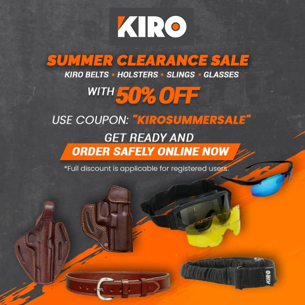 KIRO SUMMER SALE - Social 1200x1200