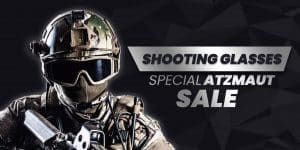 Shooting Glasses Special Atzmaut Sale