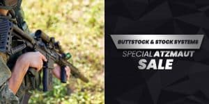Buttstock & Stock Systems Special Atzmaut Sale