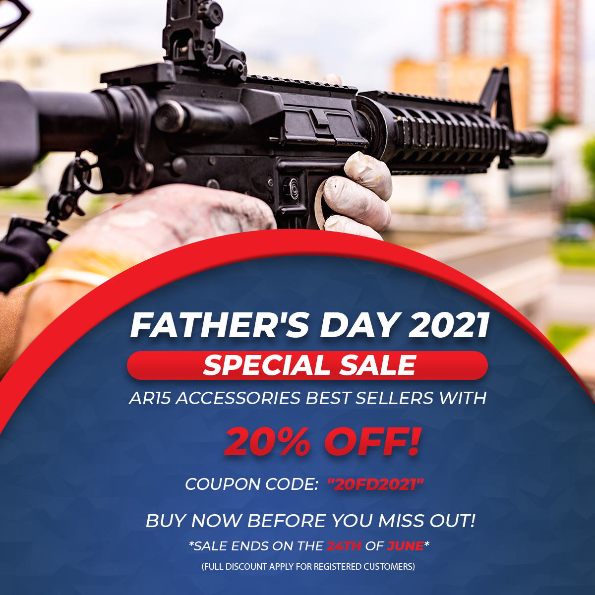 FATHERS DAY AR15 Best Sellers SPECIAL SALE